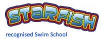 Starfish recognised swim school